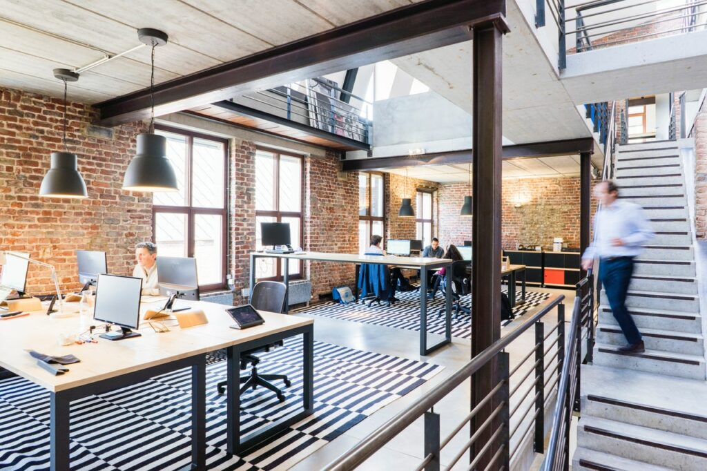 Modern kantoor inrichten
